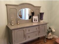 Stunning French style cabinet