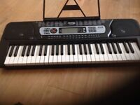 I have 2 rock jam electronic keyboards for sale