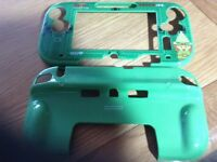 Retro Cover For Wii U Zelda