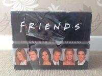 Friends DVD 10 series box set