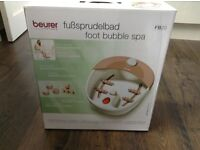 Beurer Therapy Foot Bubble Spa