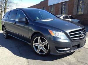 2012 Mercedes-Benz R-Class R350| DIESEL| NAVI| RV CAMERA| 7 PASS