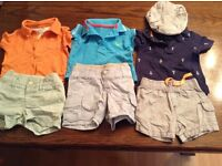 Baby boy bundle 3-6months nice outfits