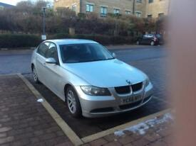BMW 3 series (56 plate)