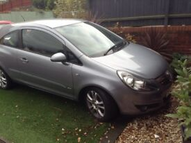 Vauxhall corsa cdti, 1.2 , Low mileage 1 owner from new