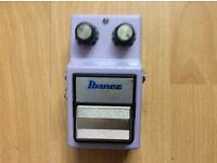 Ibanez CS9 Stereo Chorus Guitar Pedal + box