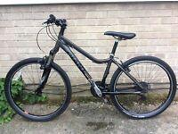 Montan bike Giant. 26 wheels