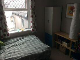 Light, airy room in shared house for female for summer rent June to end September.