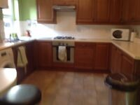 Double bedrooms to rent in a four bedroom furnished house share on Beach Road Chorlton.
