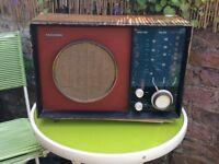 Rare Ferguson 627U Vintage Valve Radio
