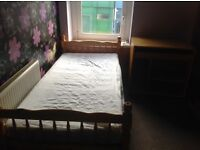 Free! Single bed with mattress