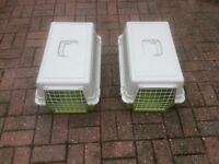 Large pet carriers