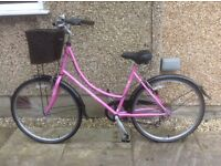 LADIES BIKE FOR SALE-EXCELLENT CONDITION-FREE DELIVERY