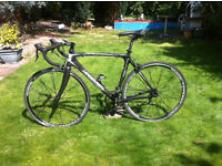 road bike Leader Fox CARBTEC RACING for sell or may swap for Brompton