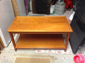Coffee table +matching TV unit + Glass TV Unit