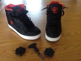 Heelys Size 4 Black