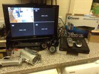CCTV FULL SET UP
