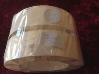 Pair of BRAND NEW Lampshades.