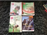Btec childcare books,used to study in college on btec national childcare course
