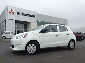 2014 Mitsubishi Mirage ES **ANTI PATINAGE ** 4 PORTE**TRES ECONO