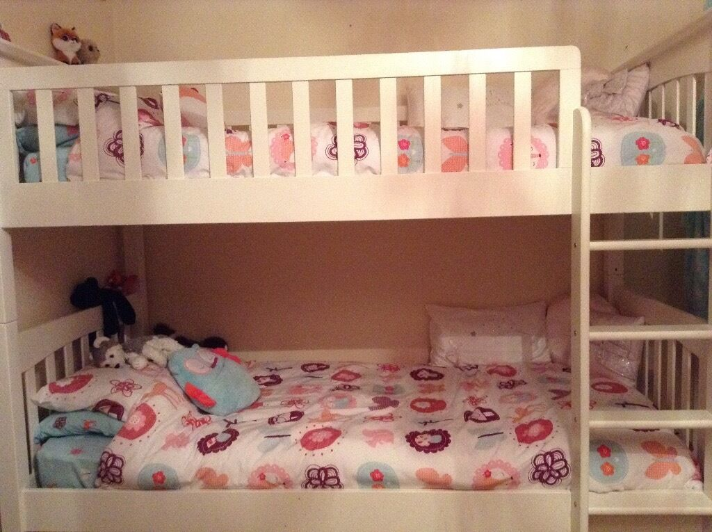 Marks Spencer Ivory Hastings Bunk Beds