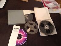 Tape reels and tape