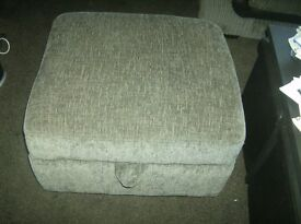 Foot Stool and Storage