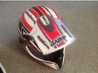 Helmet (extra small motocross)