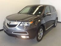 2011 Acura MDX Technology Package AWD, DVD