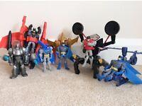 Batman Toy Figures & Vehicles Bundle