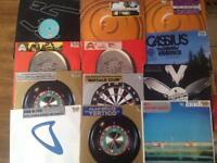 "25 Vinyl 12"" House Music Records"
