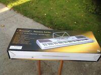 Burswood Master Series 61 key electronic keyboard