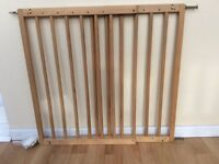 Large Extendable gate