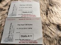 Kast Off Kinks - Shanklin Theatre