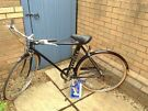 Men's Vintage Raleigh Chiltern 3 speed Bicycle