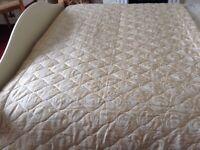 Dorma double bed throw.