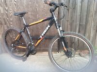 Trek 3500 men's hardtail mountain bike, in good order