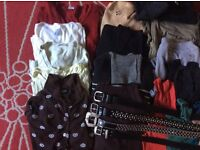 Bundle of clothing car boot sale 30 items