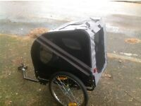 FAB DOG BUGGY FOR YOUR BIKE.