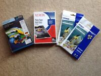 job lot of photographic paper