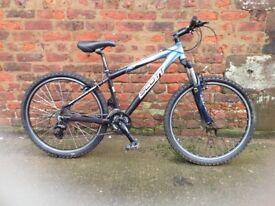 Scott reflex Mens smaller hardtail mountain bike
