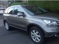Honda CR-V, Diesel, 2009, only 54k miles, full Honda service history, immaculate condition