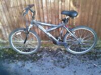Mountain/road bicyle