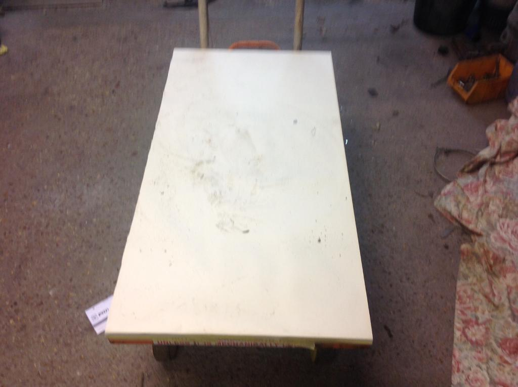 Hydraulic tables sold sold