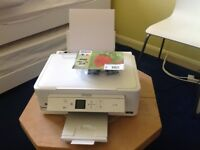 Epson all in one printer and cartridges for sale
