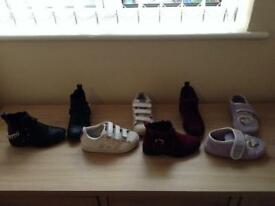 Girls shoe bundle size 11 (29)