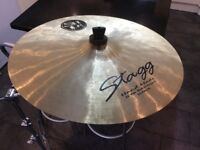 "Stagg 20"" ride cymbal. SH-RM20R. With stand"