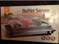 Buffet Warmer/hotplate