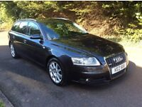 2006 AUDI A6 3.2 V6 QUATTRO AUTO FULL SERVICE HISTORY ONLY 2 OWNERS