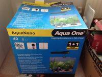 Aqua One Aqua Nano 40 Aquarium